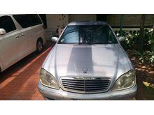 2001 Mercedes-Benz S280 2.8 Sedan