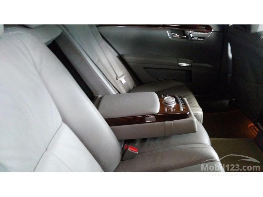 2007 Mercedes-Benz S500 L W221 V8 Automatic Sedan