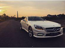 2012 Mercedes-Benz SLK200 1.8 CGI Convertible