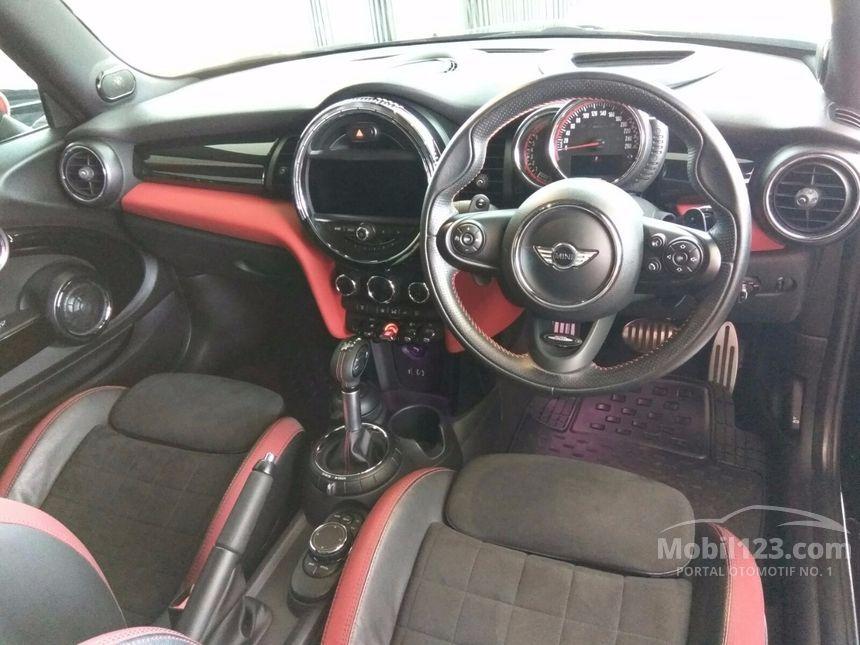 2015 MINI Cooper John Cooper Works Hatchback