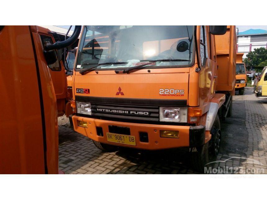 jual mobil mitsubishi fuso 2013 truck na 7 5 di sumatera utara manual orange rp. Black Bedroom Furniture Sets. Home Design Ideas