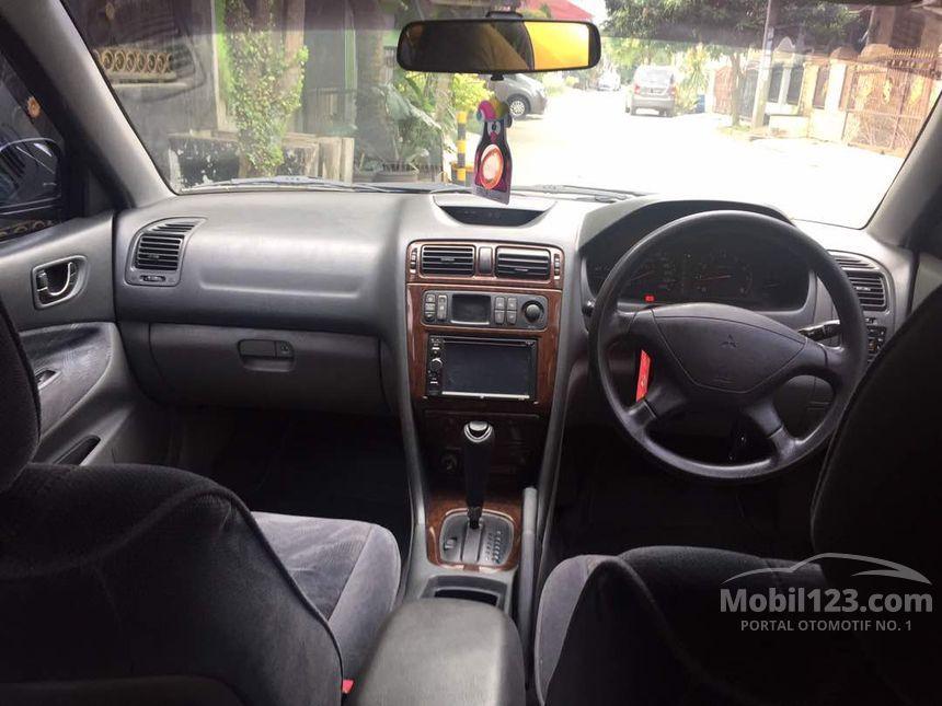 Jual Mobil Mitsubishi Galant 2000 24 Di Banten Automatic