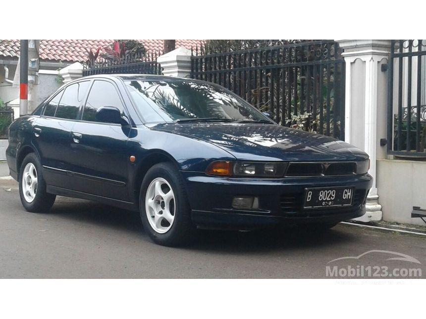 Mitsubishi Galant 2000 2.4 di DKI Jakarta Automatic Sedan Biru Rp 58.000.000 - 3484833 ...