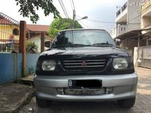 Mitsubishi Kuda super exceed 2001 DIESEL manual BISA KREDIT. DP Minim