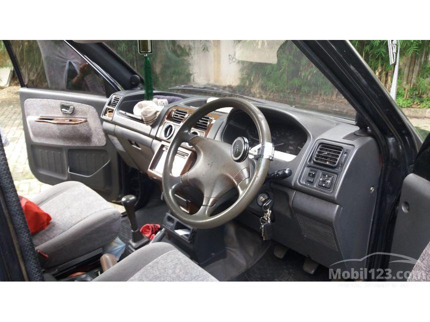 Jual Mobil Mitsubishi Kuda 2000 Super Exceed 25 Di DKI