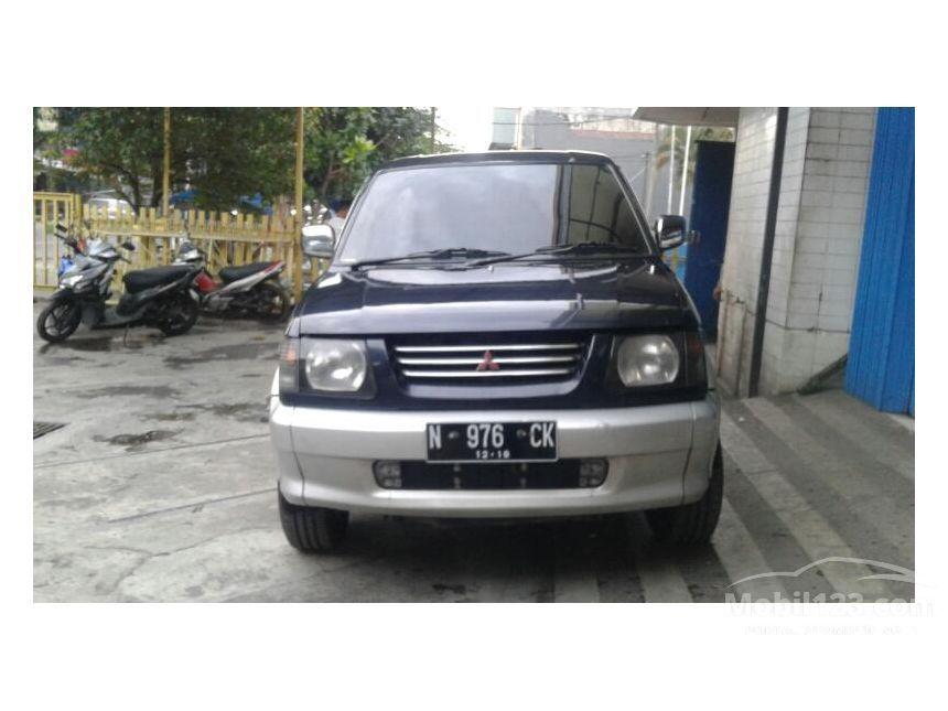 Mitsubishi Kuda 2001 Super Exceed 2.5 di Jawa Timur Manual ...