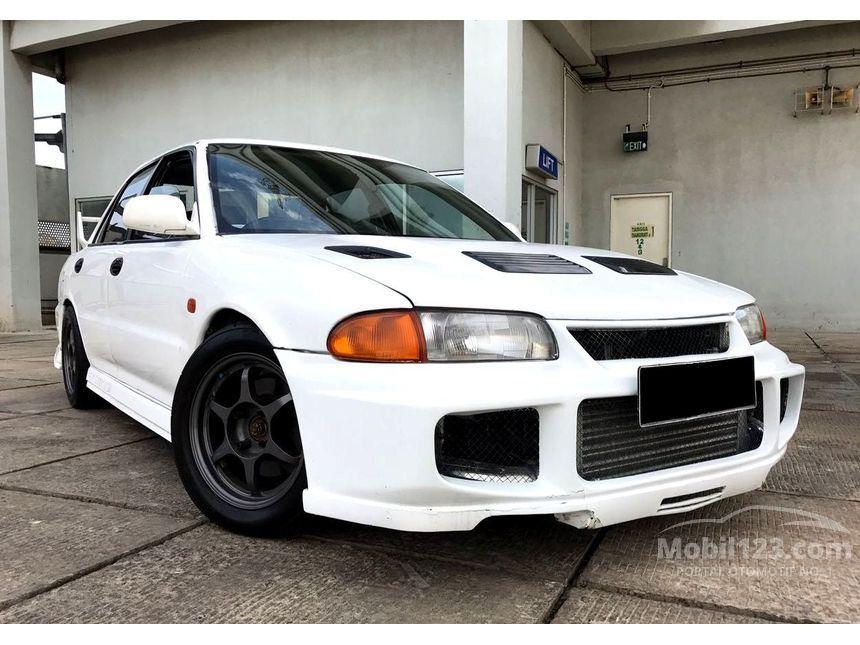 1994 Mitsubishi Lancer Evolution 2.0 Evolution 3 Sedan