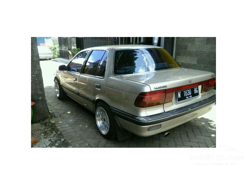 Jual Mobil Mitsubishi Lancer 1991 1.6 di Jawa Timur Manual ...