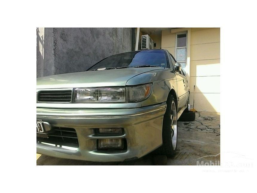 Jual Mobil Mitsubishi Eterna 1992 20 Manual 20 Di Jawa