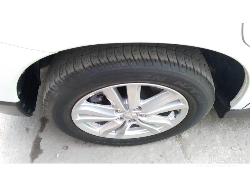 Mitsubishi Outlander Sport 2013 PX 2.0 di DKI Jakarta Automatic SUV Putih Rp 235.000.000 ...
