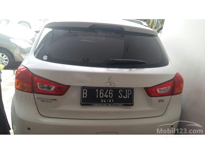 Jual Mobil Mitsubishi Outlander Sport 2016 PX 2.0 di DKI Jakarta Automatic SUV Putih Rp 285.000 ...