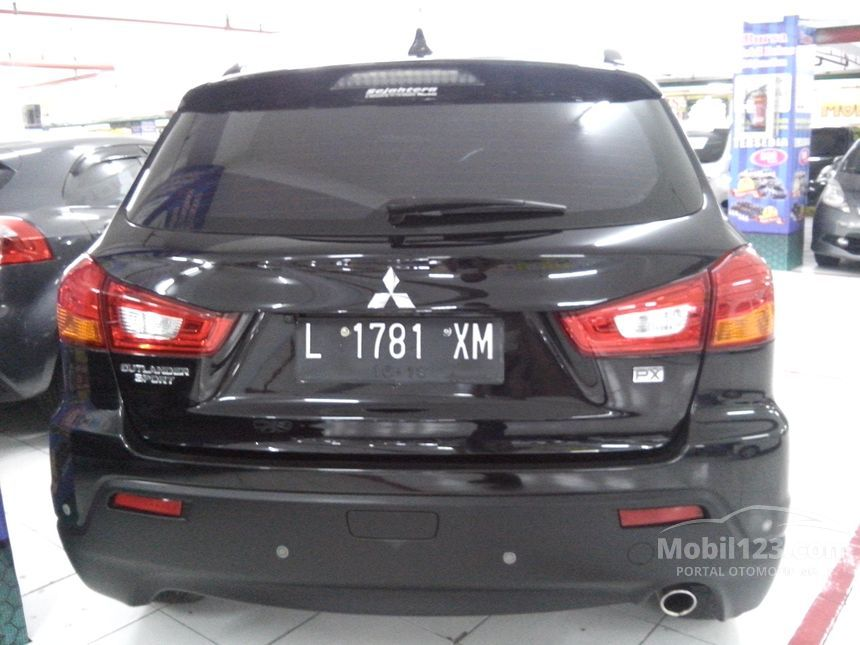 2013 Mitsubishi Outlander Sport PX SUV