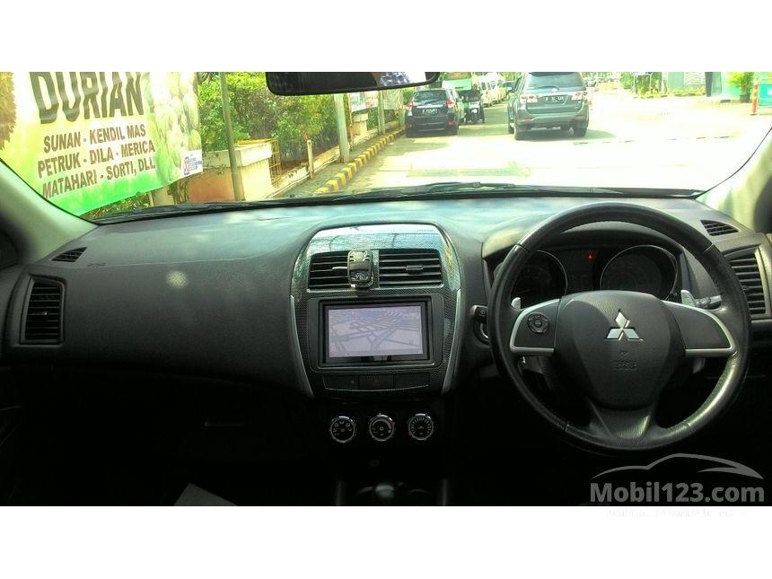 Mitsubishi Outlander Sport 2016 PX 2.0 di DKI Jakarta Automatic SUV Hitam Rp 259.000.000 ...