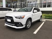 Mitsubishi Outlander 2.0L PX AT White 2012 Full Option LOW KMs!