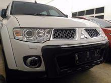 Dijual Mitsubishi Pajero Sport 2012 2.5L Dakar di Malang Jawa Timur