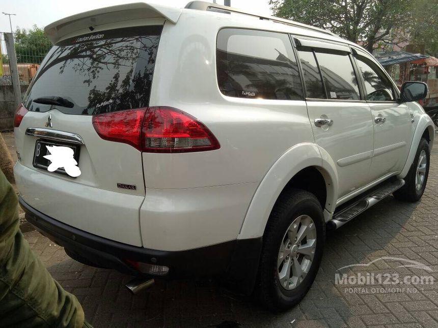 Mobil Mitsubishi Pajero Bekas harga super exceed bekas ...