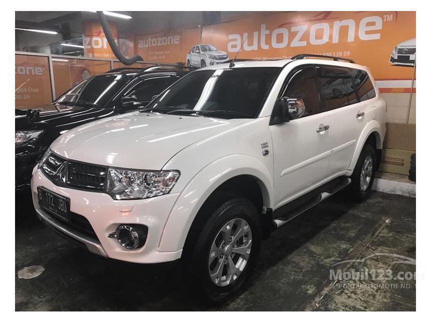 Jual Mobil Mitsubishi Pajero Sport 2014 Dakar 2.5 di Jawa ...