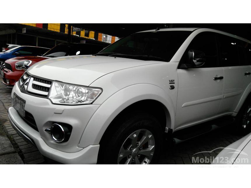 Mitsubishi Pajero Sport 2014 Dakar 25 Di DKI Jakarta