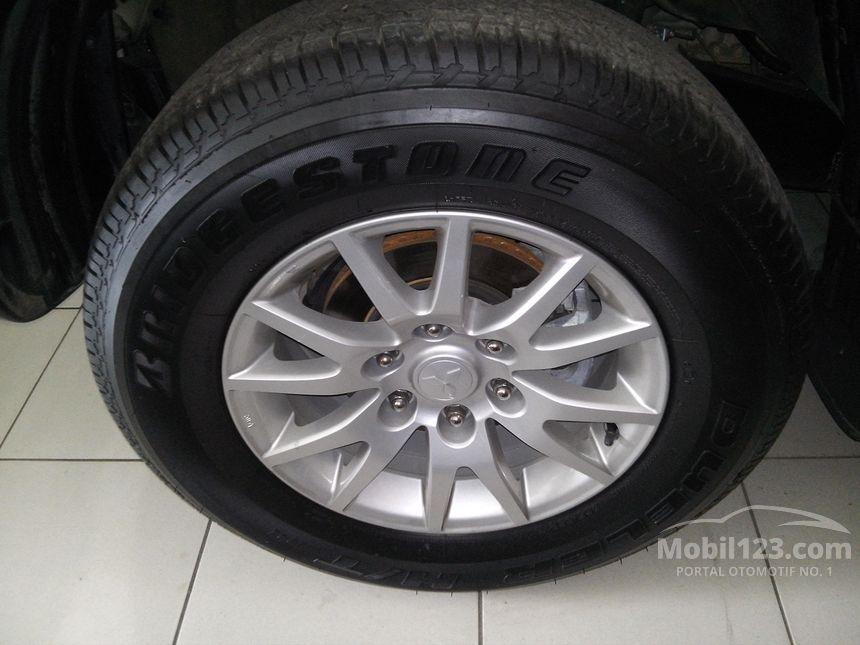 2012 Mitsubishi Pajero Sport Dakar SUV