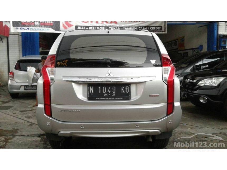 Mobil Pajero Bekas Malang – MobilSecond.Info