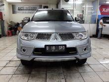 2012 Mitsubishi pajero dakar 2.5cc