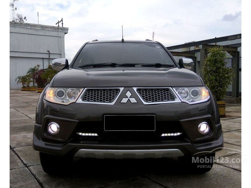 Harga Jual Mitsubishi Pajero Sport Second Bekas Surat BPKB ...