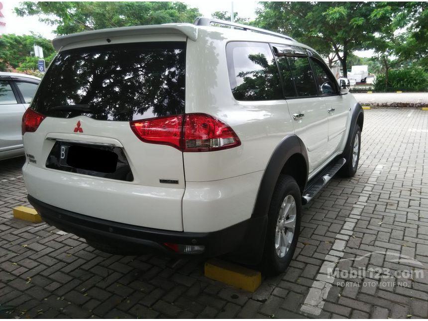 2014 Mitsubishi Pajero Sport Exceed SUV