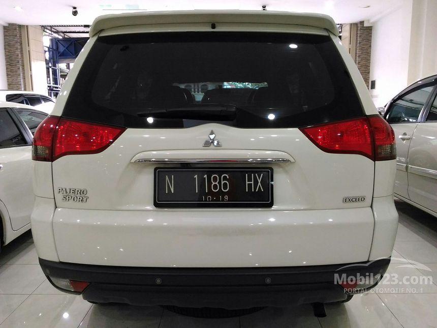 Jual Mobil Mitsubishi Pajero Sport 2014 Exceed 2.5 di Jawa ...