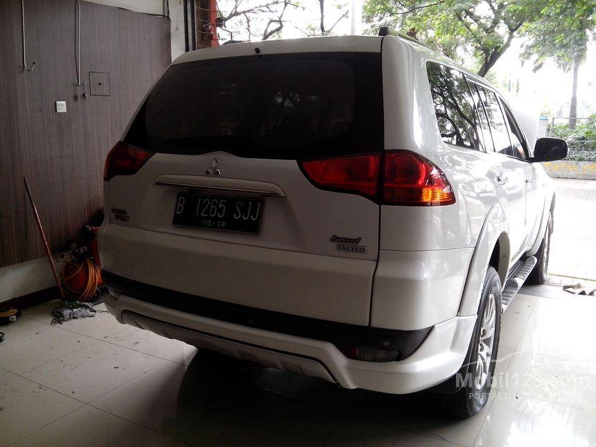 2013 Mitsubishi Pajero Sport Exceed SUV