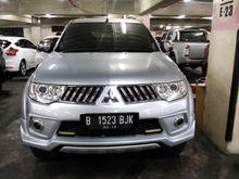2013 Mitsubishi Pajero Sport 2,5 Exceed