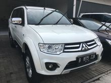 2014 Mitsubishi Pajero Sport 2.5 Exceed Istimewa Pemakaian Pribadi Harga Nego TDP Murah Top Condition