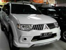 2013 Mitsubishi Pajero Sport Exceed AT 4x2, TDP Rendah Bro..