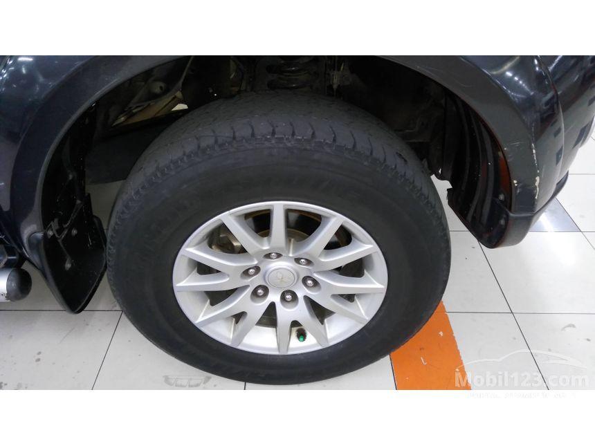 2010 Mitsubishi Pajero Sport Exceed SUV