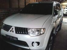2012 Mitsubishi Pajero 2.4 SUV Offroad 4WD
