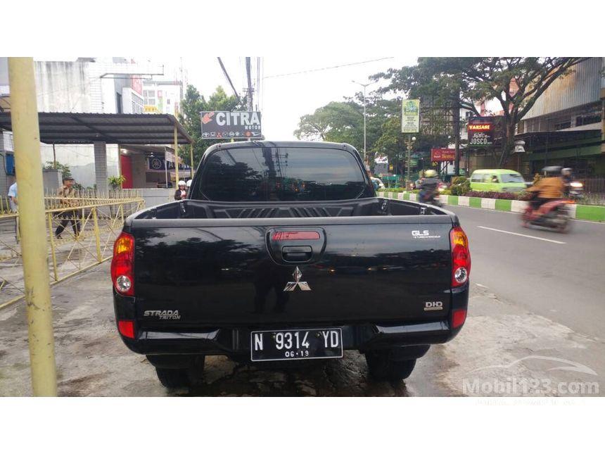 Mitsubishi Strada Triton 2014 GLS 2.5 di Jawa Timur Manual ...