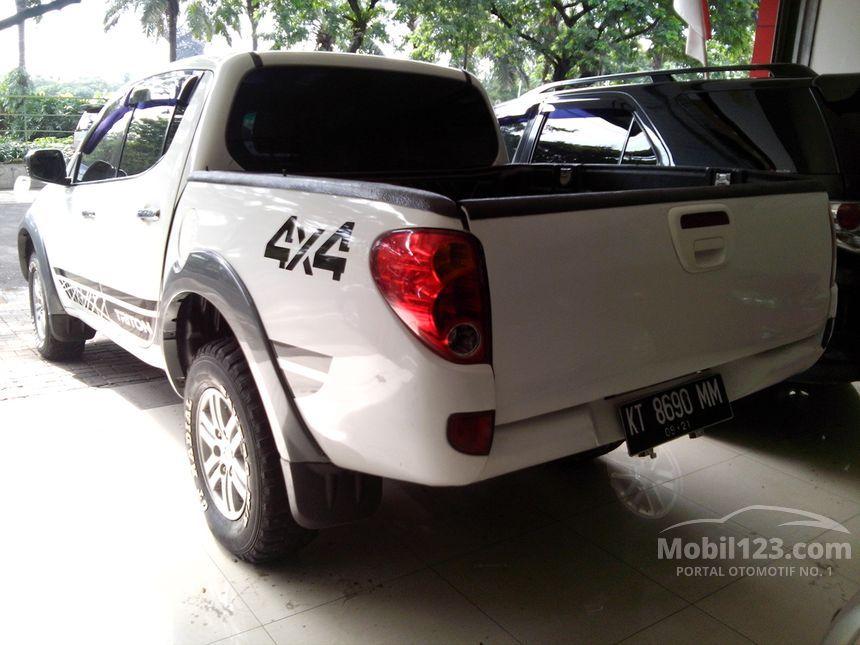 2011 Mitsubishi Strada Triton GLX Pick-up