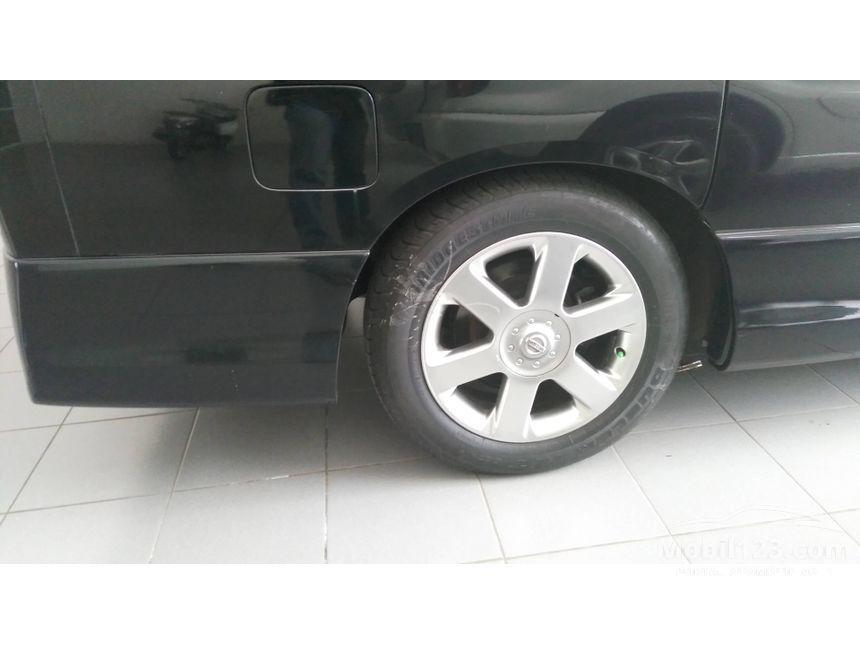 2008 Nissan Elgrand MPV Minivans