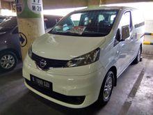 2012 Nissan Evalia 1.5 XV MPV