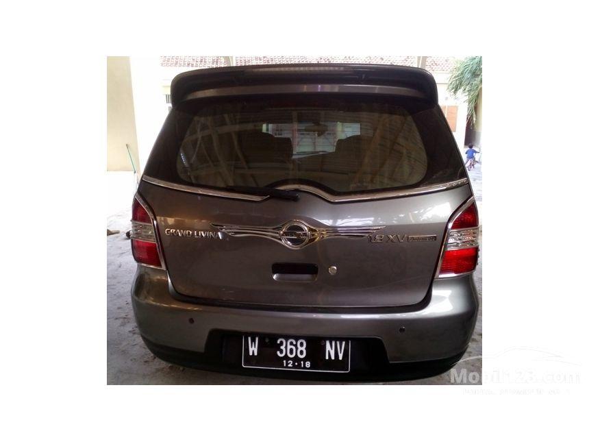 Jual Mobil Nissan Grand Livina 2008 Highway Star 18 Di
