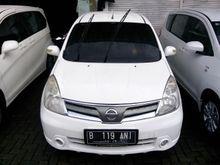 2012 Nissan Grand Livina 1.5 SV