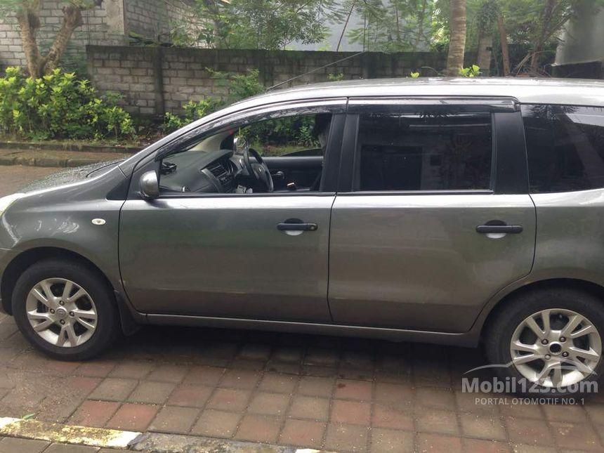 Jual Mobil Nissan Grand Livina 2012 SV 1.5 di Bali Manual ...