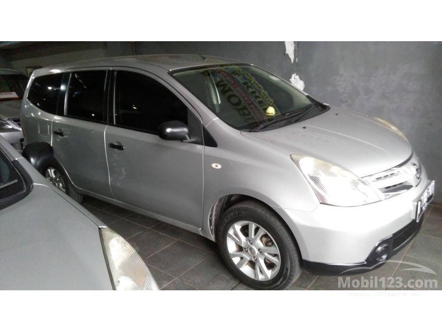 2011 Nissan Grand Livina SV MPV