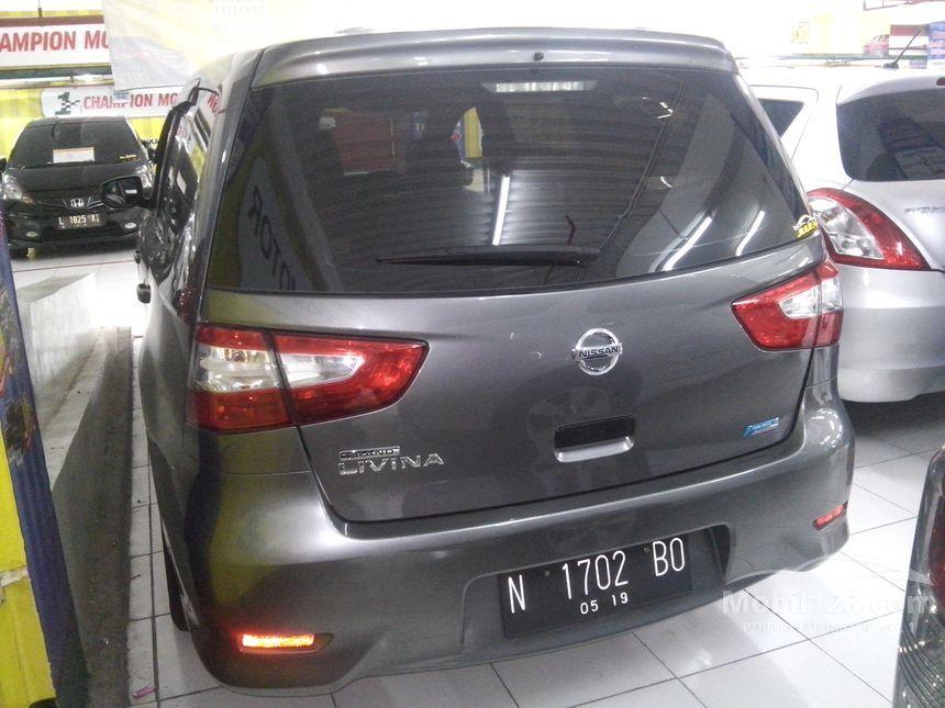 2014 Nissan Grand Livina SV MPV