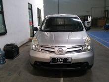 2011 Nissan Grand Livina 1.5 SV MPV tangan pertama