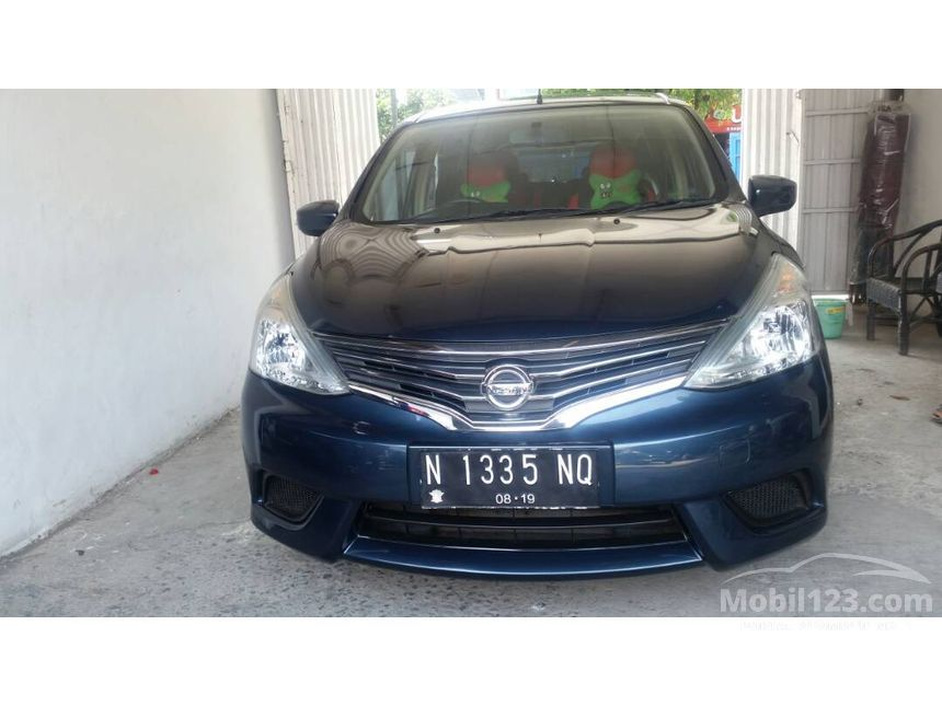 Jual Mobil Nissan Grand Livina 2014 SV 1.5 di Jawa Timur ...
