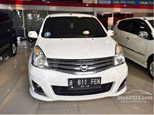 Nissan Grand Livina 1.5 Ultimate 2013 AT white elegant