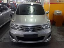 Nissan Grand Livina 1.5 XV 2013 km 25rb