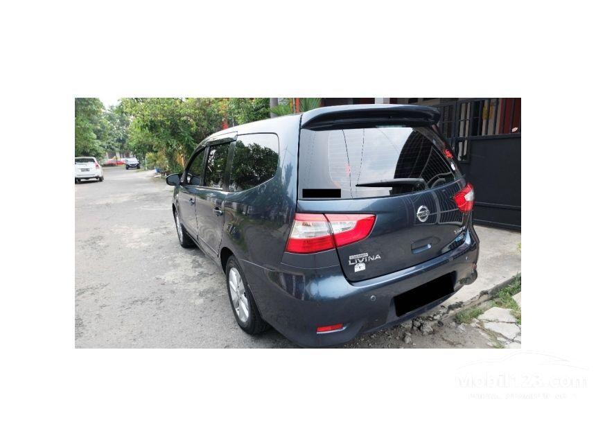 Jual Mobil Nissan Grand Livina 2013 XV 1.5 di Jawa Timur ...