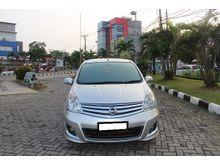 2012 Nissan Grand Livina 1.5 XV FACELIFT paket kredit TDP murah 14,5 jt an
