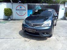 Nissan Grand Livina 1.5 XV 2013 Manual Biru Tua Metalik